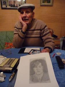 Francisco Bernal, zapatero del campo nazi 3