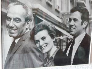 Lise y Artur London