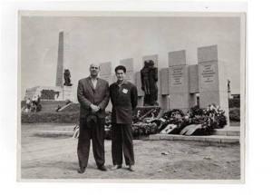 Marcelino Bilbao y Francisco Bernal