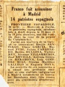 Nicanor Villarrubia muerte Franco 3